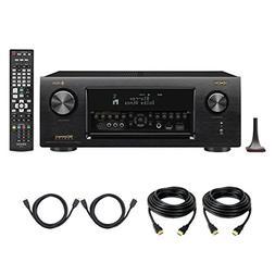 Denon AVR-X4400H Dolby Atmos 9.2 Network Bluetooth WiFi AirP