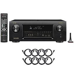 Denon AVR-X6500H Premium 11.2 Channel 4K Ultra HD Network AV