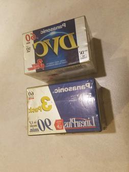 Panasonic AY-DVM60EJ3P Mini Digital Videocassette