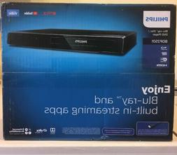 Philips BDP2501/F7 Blu-Ray DVD Player with Built in Wi-Fi an