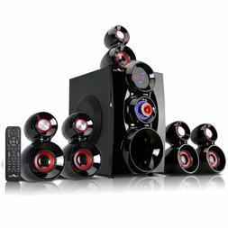beFree BFS-600 Bluetooth 5.1 Channel Surround Sound Speaker