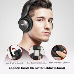 best Wireless Headset, TaoTronics Over Ear Bluetooth Headpho