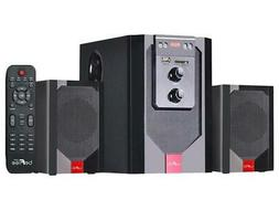 beFree Sound BFS-40 2.1 Channel Surround Sound Bluetooth Spe