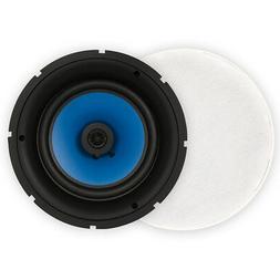 Blue Octave MSR8 In Ceiling Slim Edge 8 Speakers Home Theate