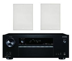 Onkyo 5.2 Channel Full 4K Bluetooth AV Home Theater Receiver