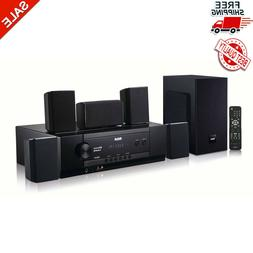 Bluetooth Home Theater Surround Sound Speaker System 5.1 Cha
