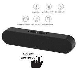 N&M Tech Bluetooth Speakers Portable Wireless Speaker with S