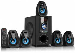 bluetooth speaker system wireless surround sound set