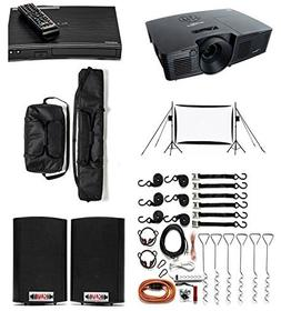 Recreation Series Complete Theater Kit! 9' Front and Rear Pr