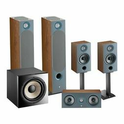 Focal Chora 5.1.2 Surround Sound Speaker Package with Built-