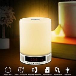 Libison Creative Wireless Bluetooth Speakers, Wireless LED T