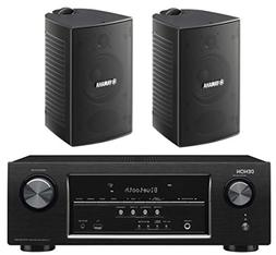 Denon 5.2 Channel 700-Watt Full 4K Ultra HD Bluetooth AV Hom