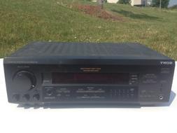 Sony Dolby Suround Pro-Logic Digital Signal Processing, AM/F