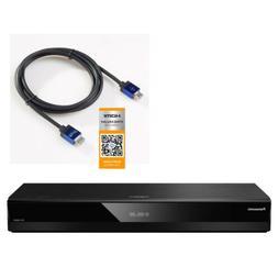 Panasonic DP-UB820EBK Native 4K UHD Player & 1m SlimHDMI Pre