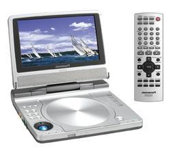 Panasonic DVD-LS50 7-Inch Portable DVD Player