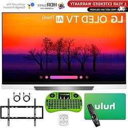 "LG 65"" E8 OLED 4K HDR AI Smart TV  with $100 Hulu card + 1 Y"