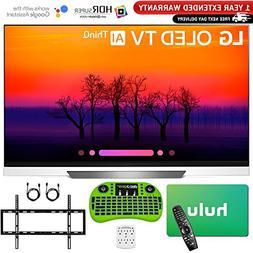 "LG 65"" E8 OLED 4K HDR AI Smart TV  with $100 Hulu card + 1 Y"