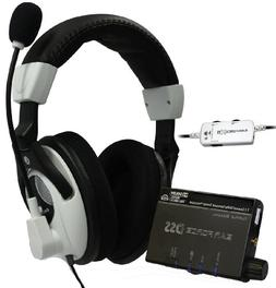 Turtle Beach Ear Force DX11 7.1 Dolby Surround Sound Headset