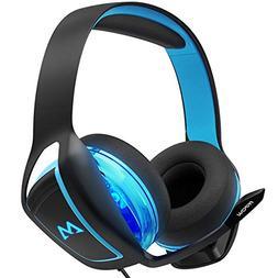 Mpow EG1 Gaming Headset, 7.1 Surround Sound, Dual 60mm Power