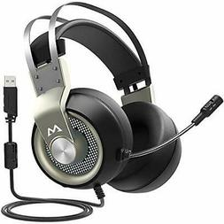 Mpow EG3 Gaming Headset, 7.1 Surround Sound Gaming Headphone