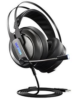 Mpow EG4 Gaming Headset , 7.1 Surround Sound Gaming Headphon