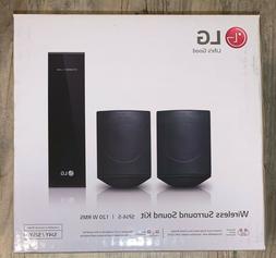 LG Electronics SPJ4 2.0 Channel Sound Bar Wireless Rear Spea