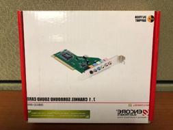 ENCORE ENM232-8VIA 7.1 Channels 24-bit 96KHz PCI Interface S