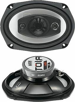 Full Range 4 Way Car Speakers for Rich Surround Sound