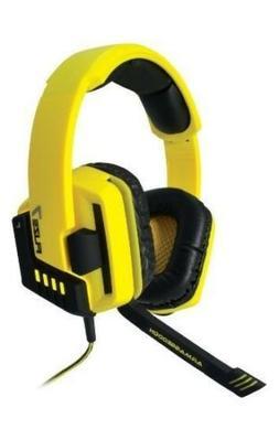 Armaggeddon FUZE 7 7.1 Surround Sound Gaming Headset Yellow