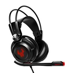 EasyAcc G1 Gaming Headset Virtual 7.1 Channel Surround Sound