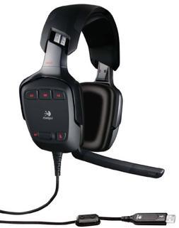 Logitech G35 7.1-Channel Surround Sound Headset