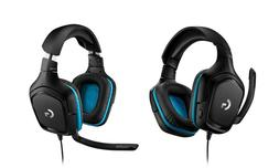 Logitech - G432 Wired 7.1 Surround Sound Gaming Headset