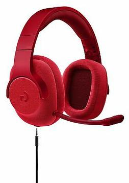 Logitech G433 7.1 Wired Gaming Headset with DTS Headphone: X