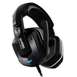 SOMIC G909PRO 7.1 Virtual Surround Sound USB Gaming Headset