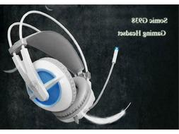 Somic G938 Virtual 7.1 Surround Sound Gaming Headset for PC