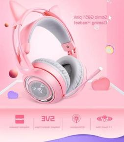 g951 pink gaming 7 1 virtual surround