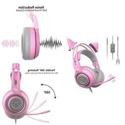 g951s pink gaming headset