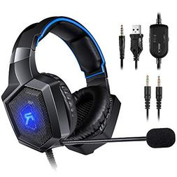 GAMING HEADSET dodocool Professional Headphones With Enhance