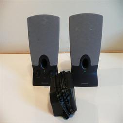 Harman Kardon 2.0 Speaker Set Black With Power Supply Model