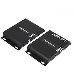 J-Tech Digital HDbitT Series Ultra HD 4K x 2K Fiber Extender
