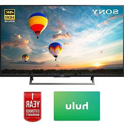 Sony 43-inch 4K HDR Ultra HD Smart LED TV 2017 Model  with 1