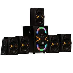 home entertainment system wireless surround sound speakers