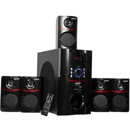 Frisby Home Theater 5.1 Surround Sound System with Bluetooth