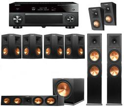Home Theater Surround Sound Dolby Atmos Speakers 11.2 Ch Net