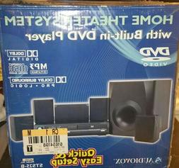 Audiovox Home Theater System.  Dvd Player, Surround Sound