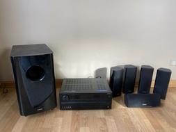 Onkyo - HT-R758 - Surround Sound System - Used