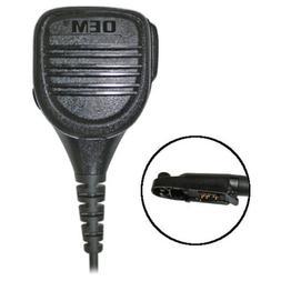 Klein Bravo Speaker Mic for Motorola XPR3300 3500 Radios