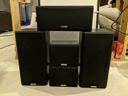 Kenwood KS-401HT Surround Sound Speaker Set