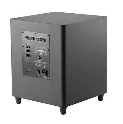Powered Subwoofer Home Theater Surround