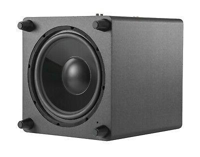 TDX Powered Home Surround Sound Black